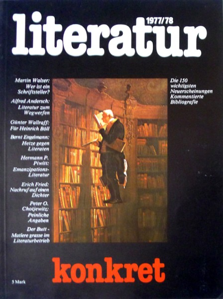 literatur konkret