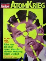 Sonderheft Atomkrieg 1983