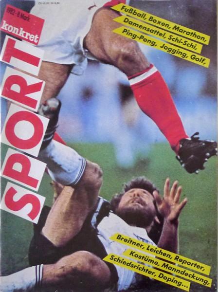 Sonderheft Sport 1982