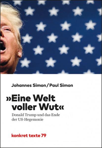 "Johannes Simon/Paul Simon ""Eine Welt voller Wut"""