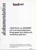"""Dokumentation """"imperialistischer Krieg"""""""