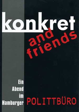 konkret and friends (DVD)
