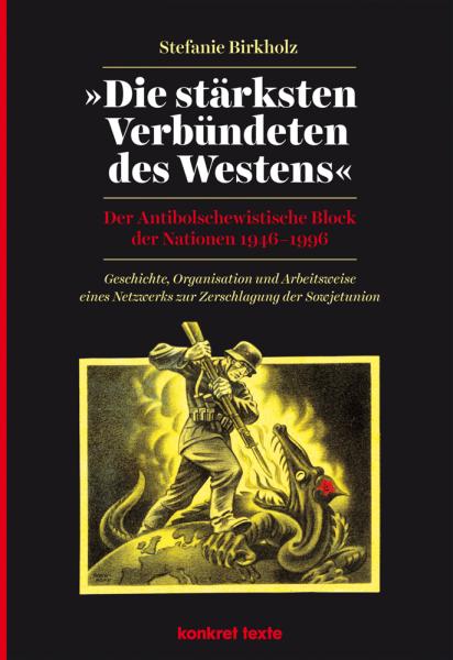 """Stefanie Birkholz: """"Die stärksten Verbündeten des Westens"""""""