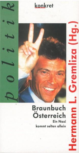 Hermann Gremliza (Hg.): Braunbuch Österreich